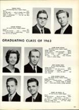 1963 Haddon Heights High School Yearbook Page 134 & 135