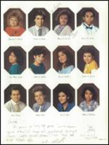 1986 Baldwin Park High School Yearbook Page 16 & 17