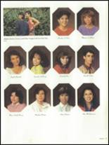 1986 Baldwin Park High School Yearbook Page 32 & 33
