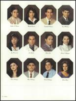 1986 Baldwin Park High School Yearbook Page 34 & 35
