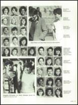 1986 Baldwin Park High School Yearbook Page 42 & 43
