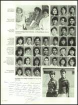 1986 Baldwin Park High School Yearbook Page 50 & 51