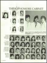 1986 Baldwin Park High School Yearbook Page 52 & 53