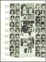 1986 Baldwin Park High School Yearbook Page 56 & 57