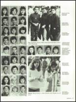 1986 Baldwin Park High School Yearbook Page 60 & 61