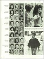 1986 Baldwin Park High School Yearbook Page 62 & 63