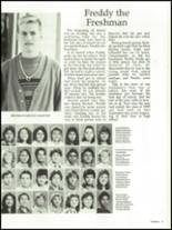 1986 Baldwin Park High School Yearbook Page 78 & 79