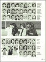 1986 Baldwin Park High School Yearbook Page 80 & 81