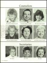 1986 Baldwin Park High School Yearbook Page 86 & 87