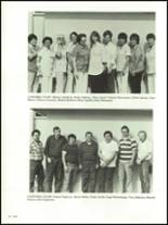 1986 Baldwin Park High School Yearbook Page 92 & 93