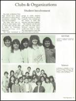 1986 Baldwin Park High School Yearbook Page 100 & 101