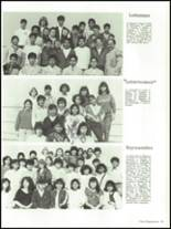 1986 Baldwin Park High School Yearbook Page 102 & 103