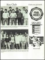 1986 Baldwin Park High School Yearbook Page 104 & 105