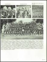 1986 Baldwin Park High School Yearbook Page 108 & 109