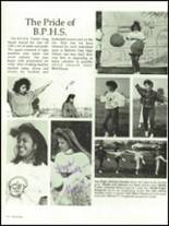 1986 Baldwin Park High School Yearbook Page 122 & 123