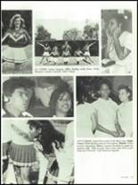 1986 Baldwin Park High School Yearbook Page 124 & 125
