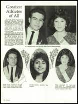 1986 Baldwin Park High School Yearbook Page 128 & 129