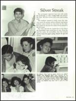 1986 Baldwin Park High School Yearbook Page 130 & 131