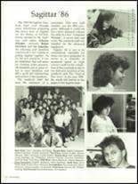 1986 Baldwin Park High School Yearbook Page 132 & 133