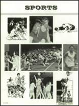 1986 Baldwin Park High School Yearbook Page 134 & 135