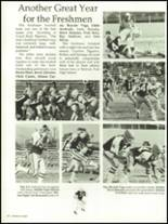 1986 Baldwin Park High School Yearbook Page 142 & 143