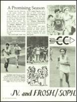 1986 Baldwin Park High School Yearbook Page 146 & 147