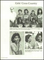 1986 Baldwin Park High School Yearbook Page 148 & 149