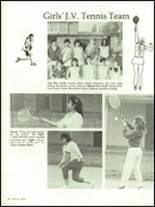 1986 Baldwin Park High School Yearbook Page 156 & 157