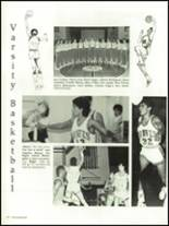 1986 Baldwin Park High School Yearbook Page 158 & 159
