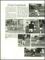 1986 Baldwin Park High School Yearbook Page 170 & 171
