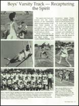 1986 Baldwin Park High School Yearbook Page 184 & 185