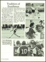 1986 Baldwin Park High School Yearbook Page 196 & 197
