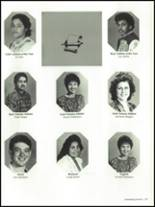 1986 Baldwin Park High School Yearbook Page 204 & 205