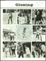 1986 Baldwin Park High School Yearbook Page 206 & 207