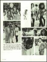1986 Baldwin Park High School Yearbook Page 208 & 209