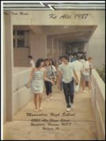 Moanalua High School Class of 1988 Reunions - Yearbook Page 4