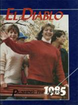 1985 Yearbook Hinsdale Central High School