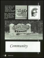 2003 Sturgis High School Yearbook Page 216 & 217