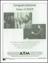 2003 Sturgis High School Yearbook Page 238 & 239
