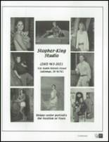 2003 Sturgis High School Yearbook Page 260 & 261