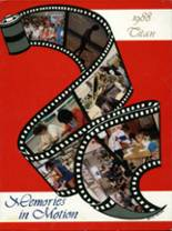 1988 Yearbook Tampa Bay Voc-Tech High School