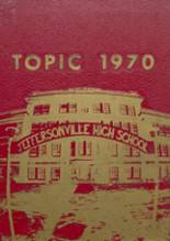 1970 Yearbook Jeffersonville High School
