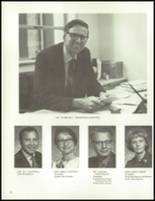 1972 South Pasadena High School Yearbook Page 16 & 17