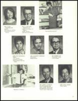 1972 South Pasadena High School Yearbook Page 20 & 21