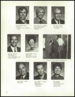 1972 South Pasadena High School Yearbook Page 24 & 25