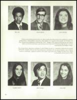1972 South Pasadena High School Yearbook Page 28 & 29