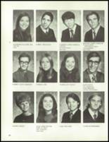 1972 South Pasadena High School Yearbook Page 52 & 53