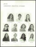 1972 South Pasadena High School Yearbook Page 62 & 63