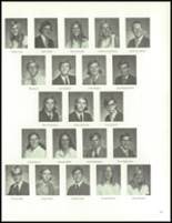 1972 South Pasadena High School Yearbook Page 70 & 71