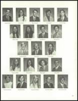 1972 South Pasadena High School Yearbook Page 72 & 73
